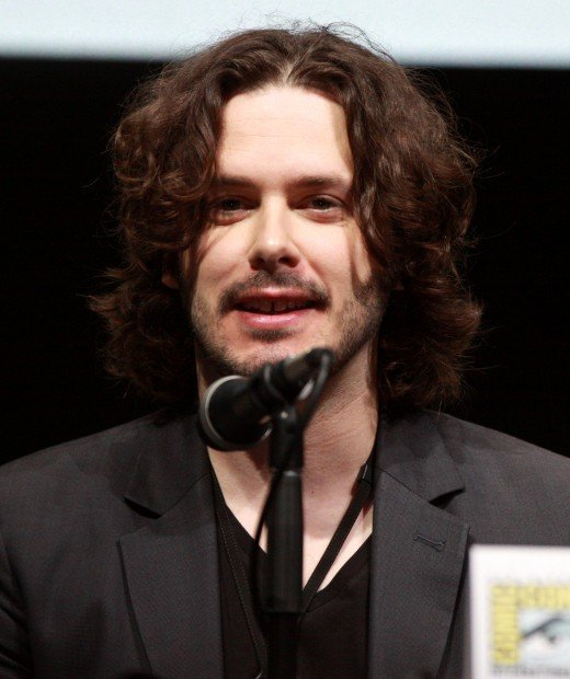 Wright at San Diego Comic-Con (2013)