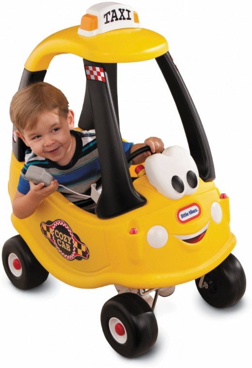 Little Tikes Cozy Coupe Cab - 30th Anniversary