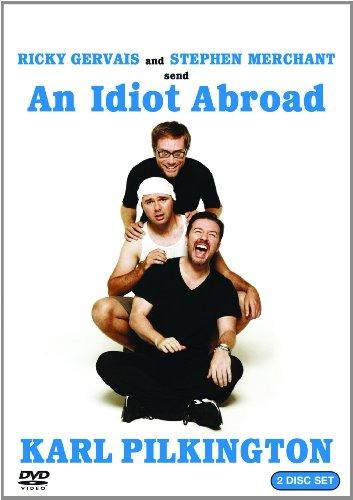 An Idiot Abroad: Karl Pilkington