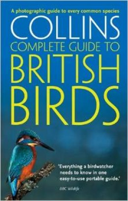 Collins field book guide to British Birds