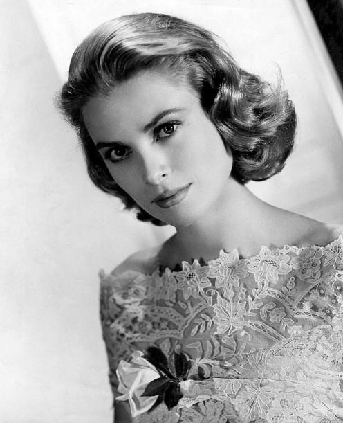 Grace Kelly MGM Publicity Photo