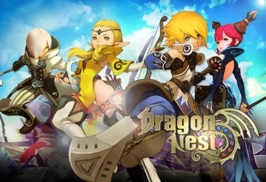 "Dragon Nest and Elsword: Kings of the ""hack n' slash"""