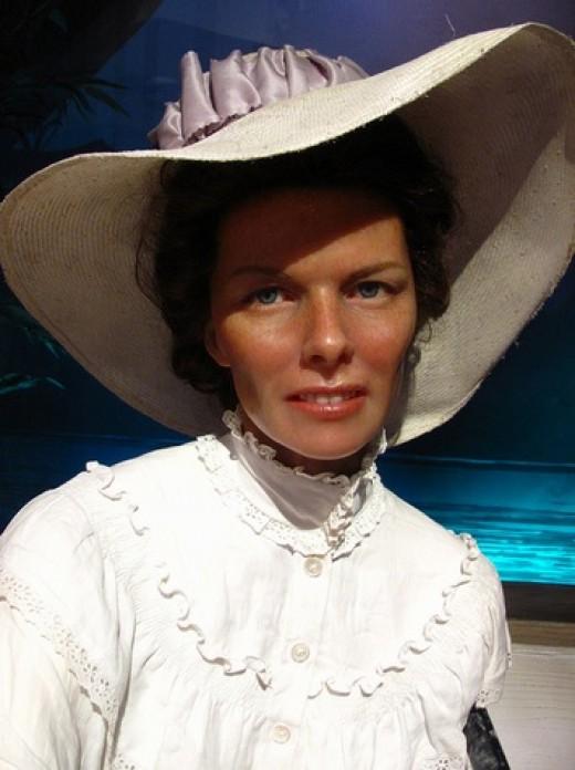 Katherine Hepburn in My Fair Lady