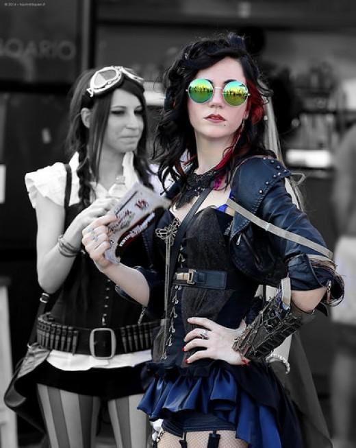 Steampunk Fest Roma - 2014