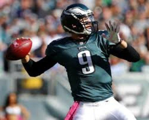 Nick Foles has thrown for over 300 yards per game so far with the Eagles off to a 3-0 start.