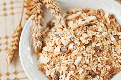 Oatmeal helps to stabilize your blood sugar levels