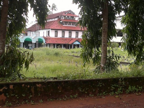 Malik Dinar Mosque (Also known as Juma Masjid),Thalangara, Kasaragod