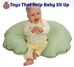 Toys That Help Baby Sit Up