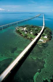 5.8 miles of the old Seven Mile Bridge are inaccessible.  Trees have been known to root in the cracks of the road.