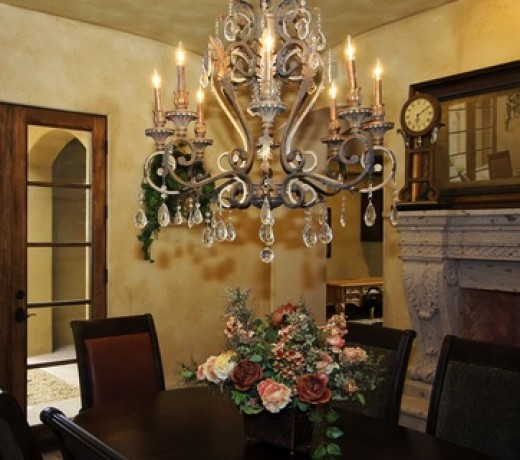 How High Should A Dining Room Chandelier Be Hung
