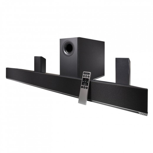 VIZIO S4251w-B4 : Best wireless Bluetooth sound bar