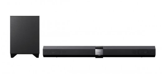 Best sound bar with virtual surround sound : Sony HT-CT660
