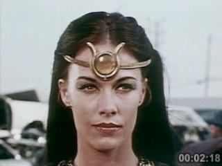 "Joanna Cameron as ""ISIS"""