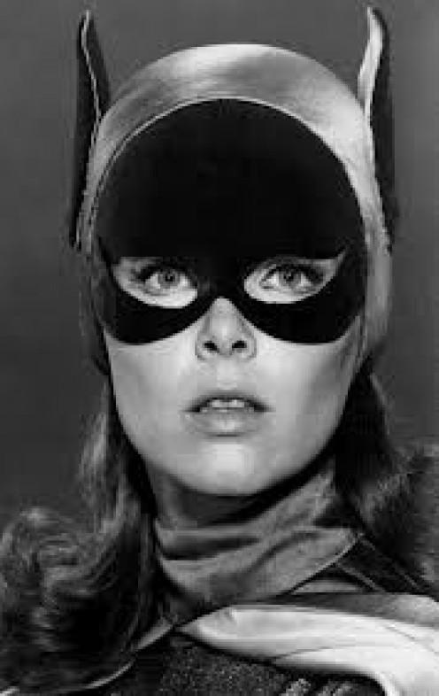 Yvonne Craig as Batgirl