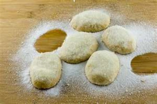 Polvoran (Shortbread Cookies)