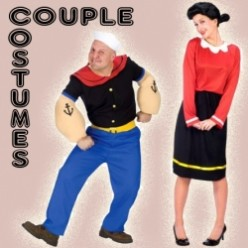 Couple Costumes: Cool or Lame?