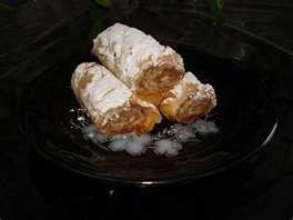 Bourekakia (Baklava 'Cigars')