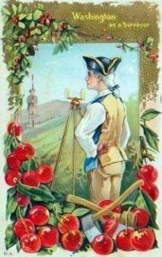 George Washington as a Surveyor