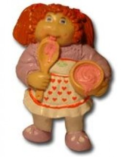 Vintage Cabbage Patch Kids PVCs