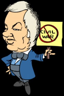 Holding Off the Civil War: President Millard Fillmore