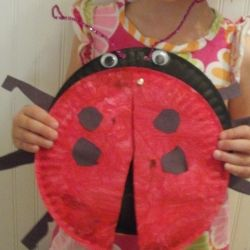 Image credit: http://littlestarslearning.blogspot.com/2012/05/ladybug-moveable-paper-plate-craft.html