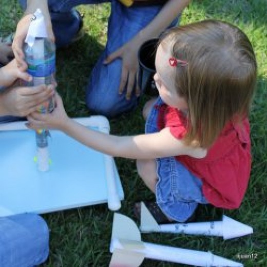 Designing and launching rockets