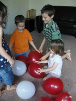"""Trying to contain the spread of the """"communist balloons"""""""