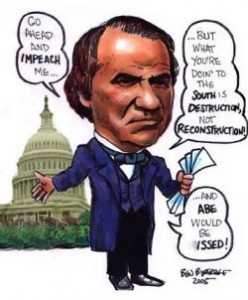 Almost Impeached: Who Was Andrew Johnson?