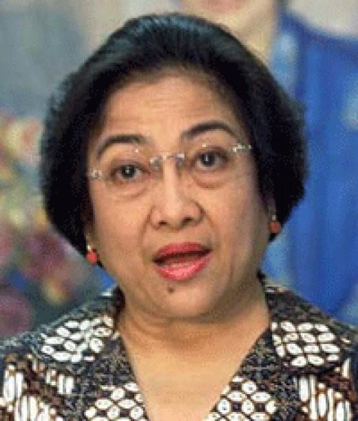 Megawati Sukarnoputri, First Woman President of Indonesia