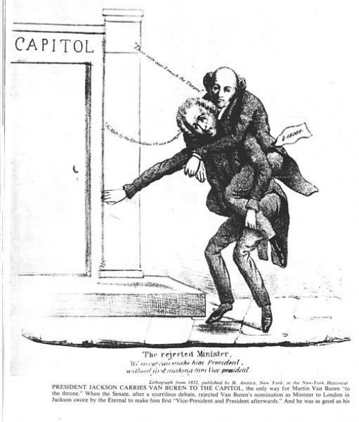 1832 Whig cartoon