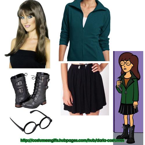 Daria's signature outfit