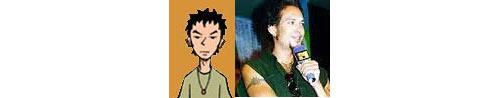 Trent Lane looks like MTV VJ Danny McGill