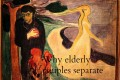 Why Elderly Couples Separate