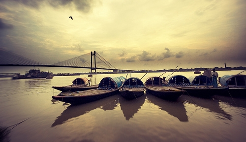 Kolkata,the capital city of West Bengal