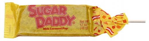 Wrapped Sugar Daddy
