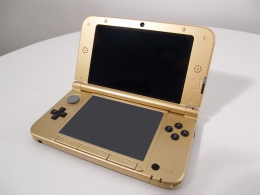 A special edition Legend of Zelda 3DS XL