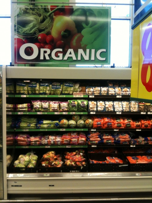 Buy Organic whenever possible.