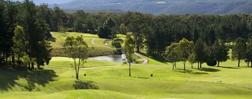 Kangaroo Valley Golf Course -  - Image courtesy Kangaroo Valley Golf Resort