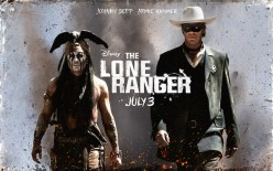 Johnny Depp Films, Lone Ranger Movie, a Disney DVD, all a Winning Combination