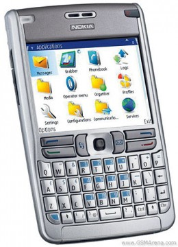 The Nokia E61 marked the slow end to Nokia in the U.S. market. Rivaling the Blackberry the E series devices wouldn't stand a chance against the competition.
