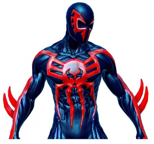 Spider-Man 2099!
