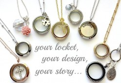 Memory Lockets & Floating Charms - Fashion, Character, Love & Memories