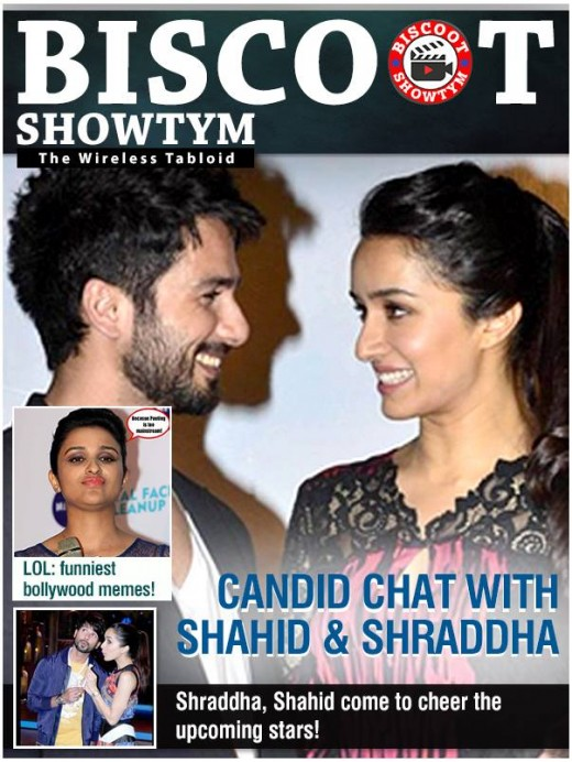 Check out today's dose of Bollywood new and gossip only on #BiscootShowtym India'a only digital tabloid
