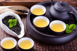 Refreshing Darjeeling Green Tea