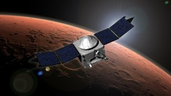 Exploring Mars' Atmosphere with MAVEN