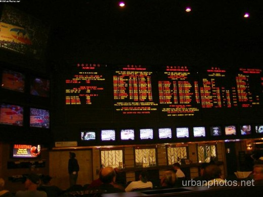 Stardust Las Vegas sports book