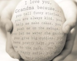 The Good, The Bad and the WONDERFUL about Grandma's!