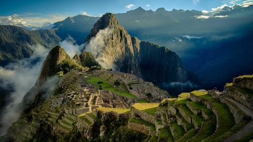 Machu Picchu Inca Site, Peru