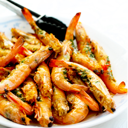 King Prawns From The Barbie.