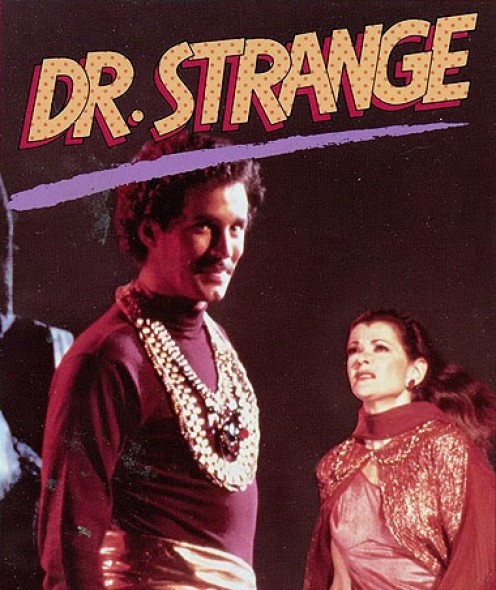 VHS Cover Jessica Walter and Peter Hooten